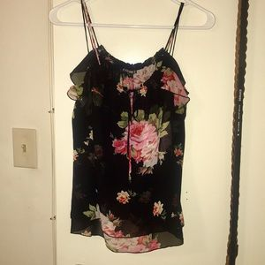 Express Floral Camisole